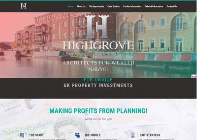 Uk Land Investment Highgrove Consulting